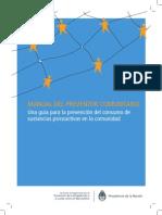 DNC-Manual Preventor Comunitario