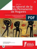 Informe Laboral Gran Rosario, primer trimestre 2014