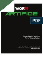 Yaoi911 - Artifice