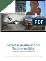 Ensayo Turismo y Daño Patrimonial en Chile - César Palominos