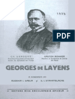 Georges Layens Derosne,Bonnier