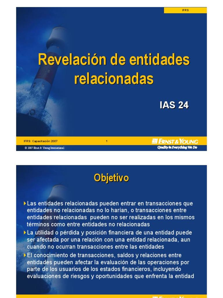 Modulo 5 - Revelacion Entidades Relacionadas