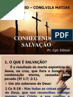 Conhecendo a Salvação