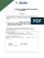 AE21 Guia de Precio y Presupuesto de Ventas