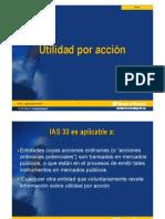 Modulo 6 - Utilidad Por Accion