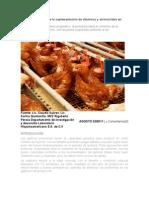 Estudio de Eficacia de La Suplementación de Vitaminas y Aminoácidos en Gallinas Ponedoras