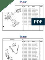 Catalogo de Partes Ak 125slr-Nkdr 2011