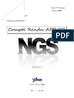 Rapport NGS