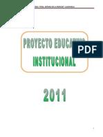 Proyecto Educativo Institucional Ceba La Merced-cajamarca