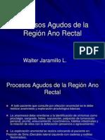 Procesos Agudos de La Región Ano Rectal