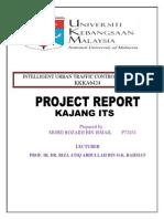 Project Report Kajang ITS