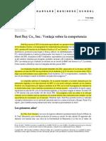 Best Buy Co Inc Ventaja Sobre La Competencia Autorizado (Sabado 31)