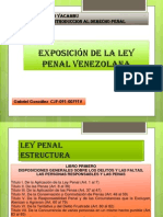 Ley Penal Venezolana