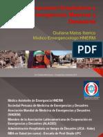 1- El Hospital Frente a Las Emergencias Masivas y Desastres