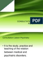 C-L Psychiatry or clinical liaison psychiatry