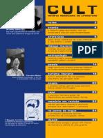 CULT - Revista Brasileira de Literatura - 03 - Revista CULT