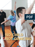 No Child Not Dancing