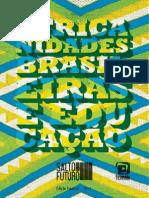 Livro Africanidades Brasileiras Educacao