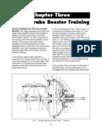 C3-Brake Powerbrake Booster