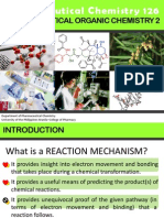 Lecture 1 - Introduction to Organic Reactions