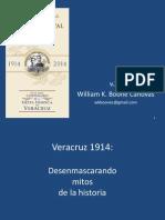 PPS Simposio SEMAR - Veracruz Abril 1914