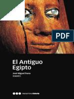 PARRA ORTIZ J M (Coord) - El Antiguo Egipto. Sociedad, Economía, Política