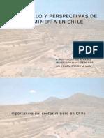 1.- 2014 Importancia Del Sector Minero en Chile