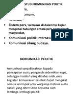 01 - Konsep Dasar Komunikasi Politik