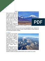 Biomas de Chile y El Mundo