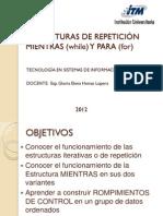 Estructuras de Repetición - 1a Parte (1)