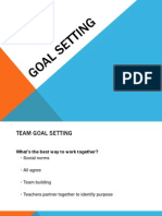 goal setting pp
