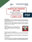 Brochure Clínica - API 1104 2013 (1)