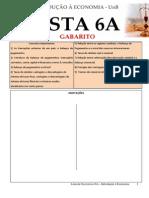 Gabarito Lista 6a1