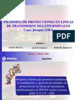 Filosofia de Protecciones v2