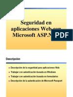 14.- Seguridad en Aplicaciones Web ASP.net