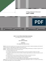 114 Normativa Legal Elecciones Nacionales 2013 Alta
