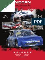 Nisssan Motorsports Competition Parts