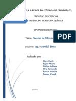 Proceso Industrial Con Filtración