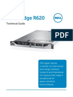 PowerEdge Rack Server R620 Technical Guide April2012