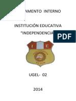 Reglamento Interno 2014 (2)
