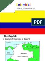 nteq presentation on colombia - olivia