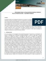 Informe Especial Mayo - 2014
