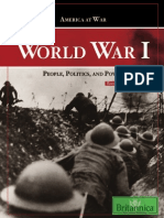The Britannica Guide to World War One