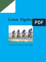 Waldron Linear Algebra