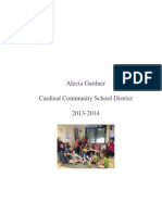 gardner progress 2013-2014