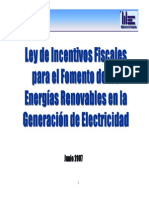 leyincentivosfiscalesenergiarenovable