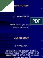 Stress Management- Revised