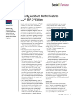Security, Audit and Control Features SAP ERP, 3rd Edition