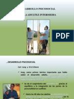 Desarrollo Psicosocial Adultez Intermedia