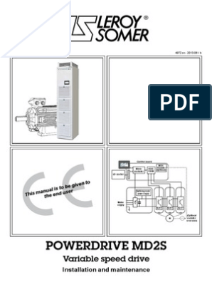 4972b_en_MD2S | Electromagnetic Compatibility | Power Supply on